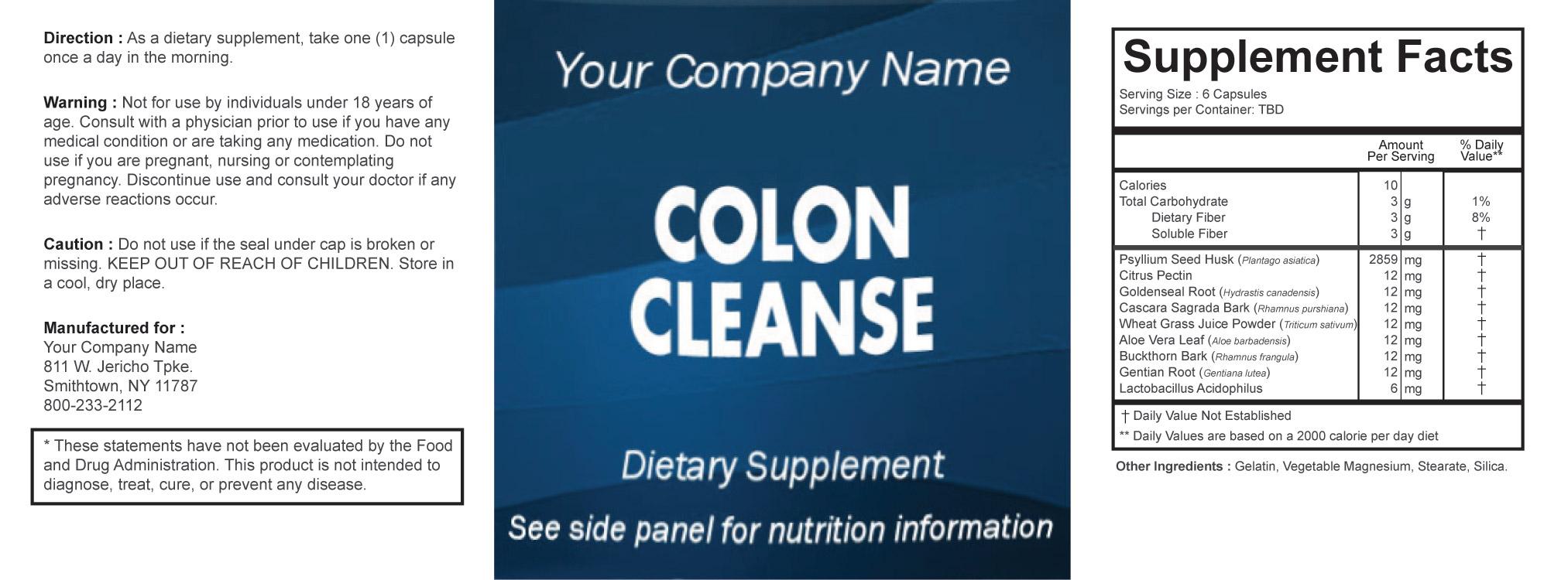 Colon Cleanse Pictures