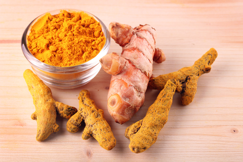The Turmeric Root