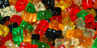 Gummy vitamins and supplements