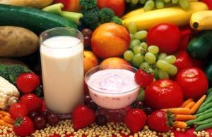 Flavonoid food