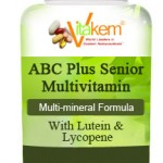 ABC PLUS SENIOR MULTI-VITAMIN & MULTI-MINERAL ...