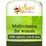 MULTIVITAMIN FOR WOMEN WITH CALCIUM, IRON, ZINC - ...