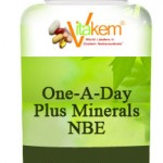 ONE A DAY PLUS MINERALS NBE - 60 COUNT