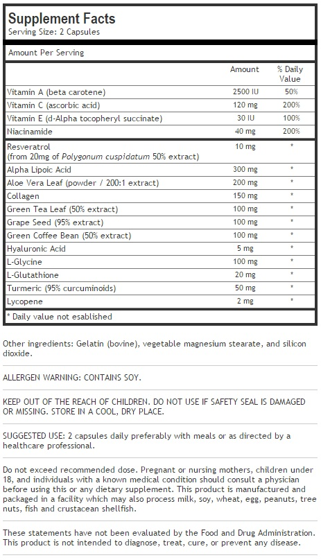 private label nutrition
