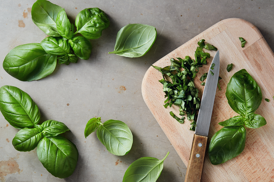 The Many Benefits Of Consuming Basil