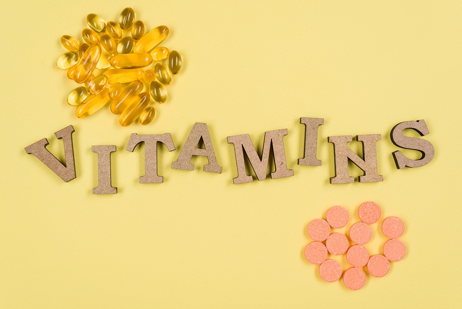 4 vitamins