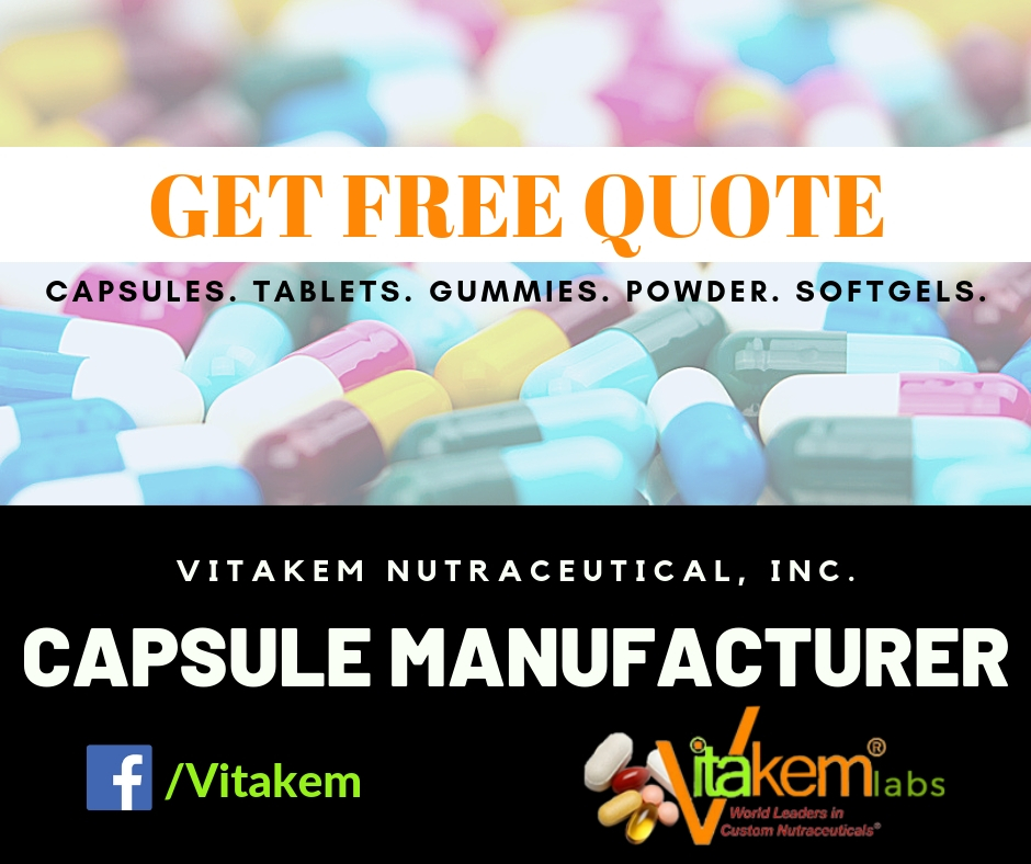 Vitakem Nutraceuticals Inc