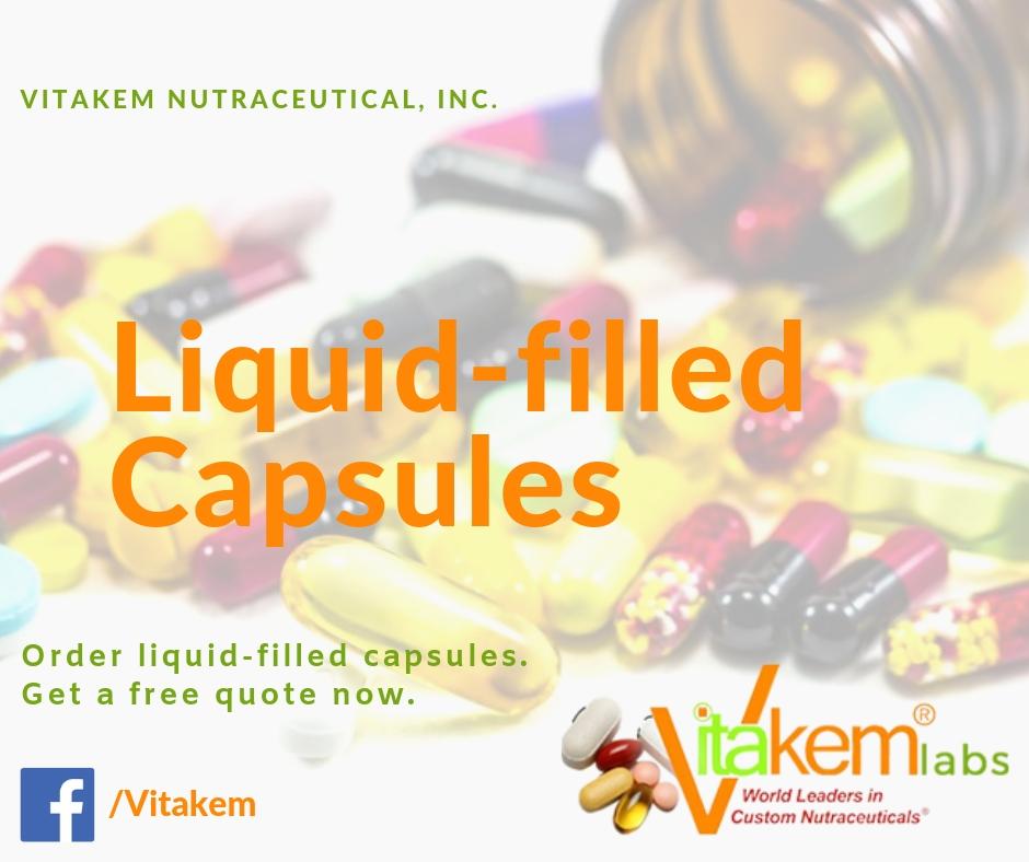 Liquid Filled Capsules