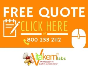 Health Supplements Free Quote